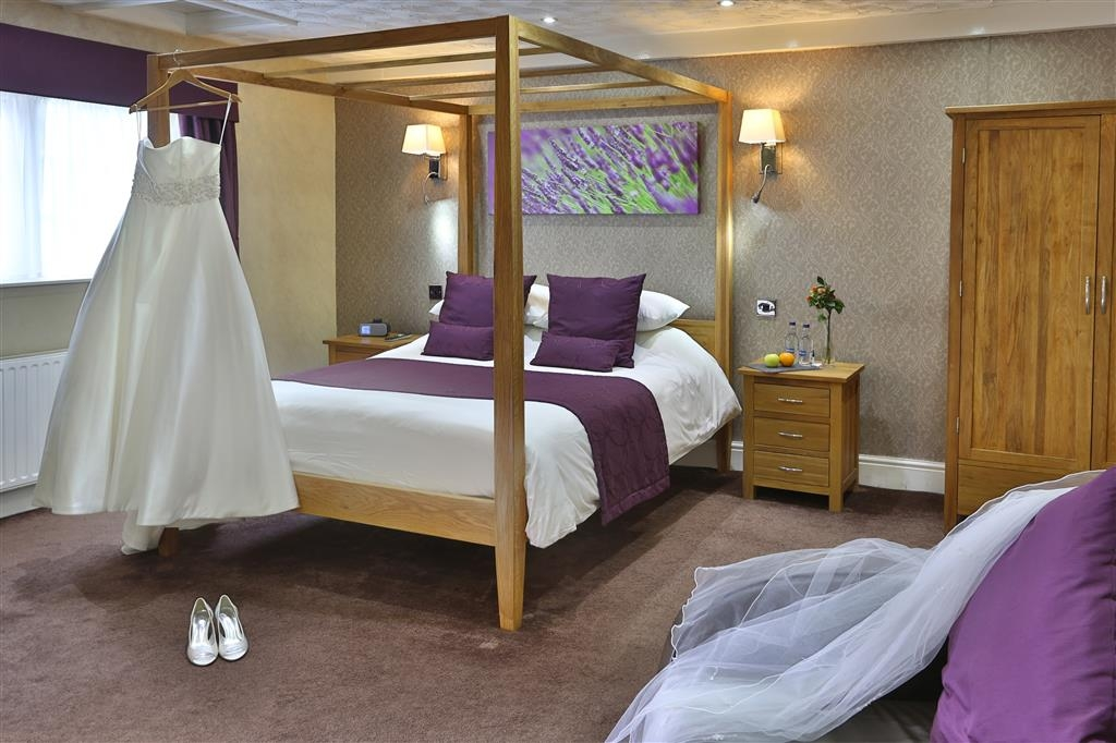 Best Western Bury Ramsbottom Old Mill Hotel - Gästezimmer