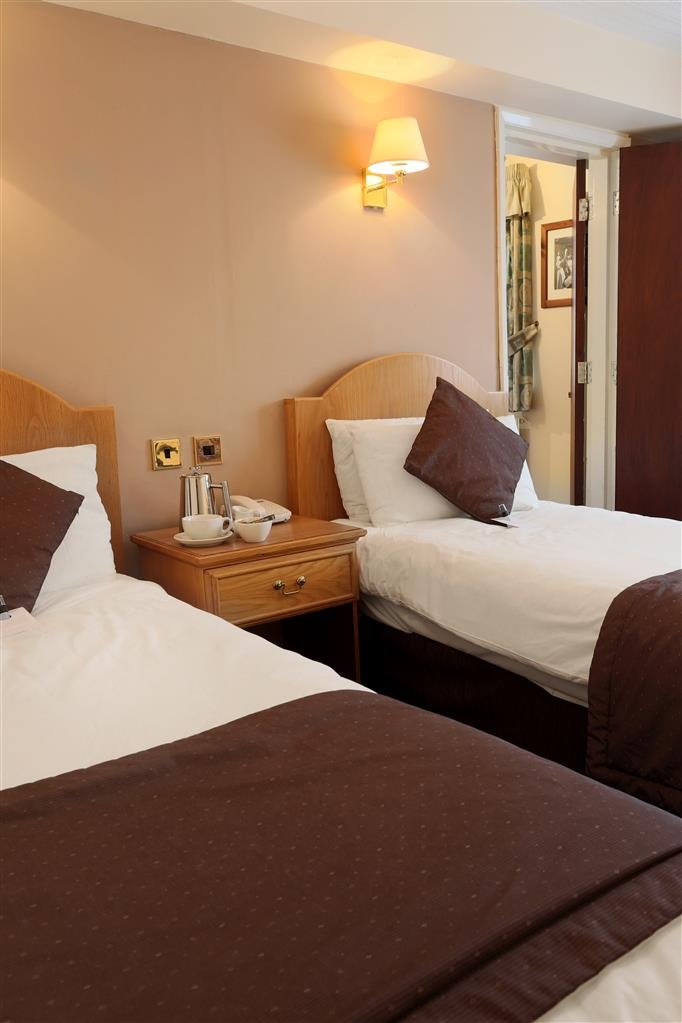 Best Western Bury Ramsbottom Old Mill Hotel - the old mill hotel leisure