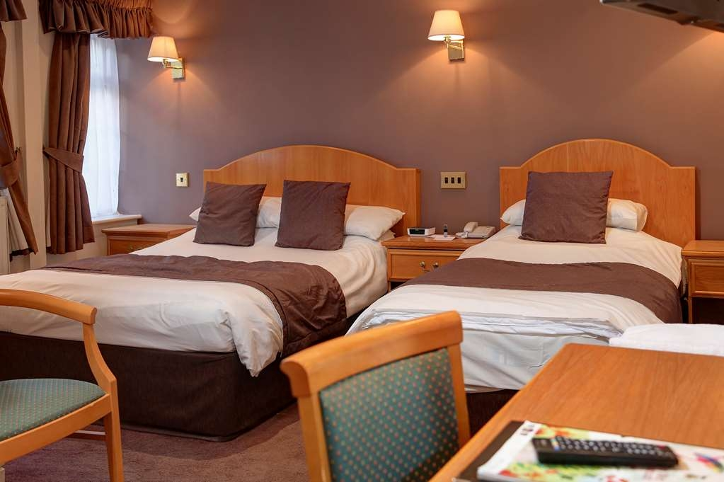 Best Western Bury Ramsbottom Old Mill Hotel - the old mill hotel bedrooms