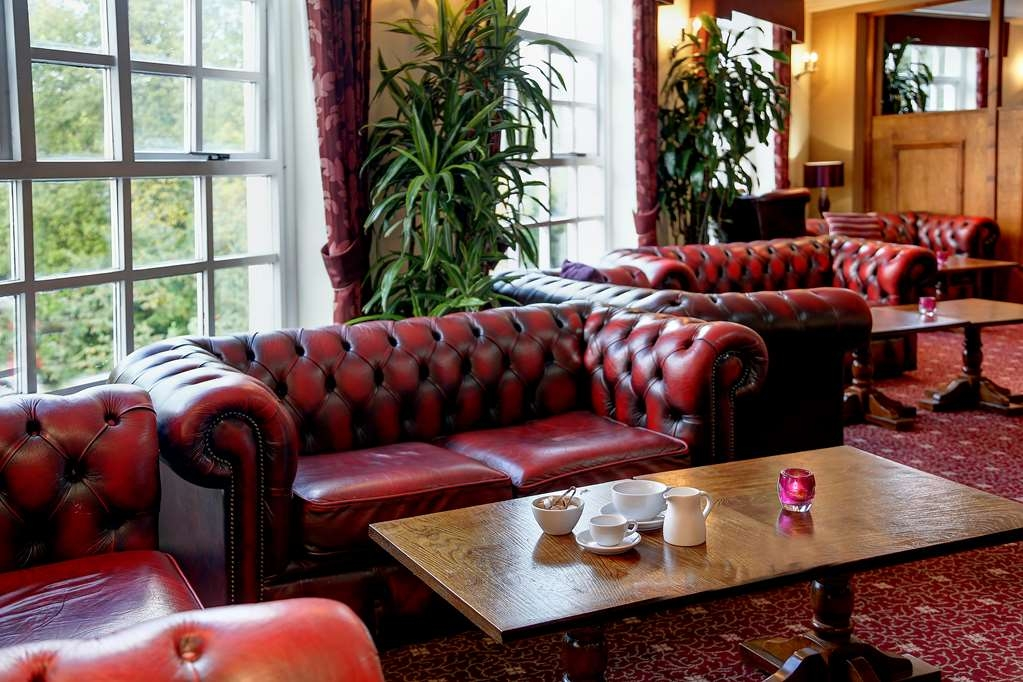 Best Western Bury Ramsbottom Old Mill Hotel - Vista Exterior