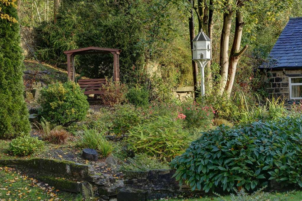 Best Western Bury Ramsbottom Old Mill Hotel - the old mill hotel grounds and hotel
