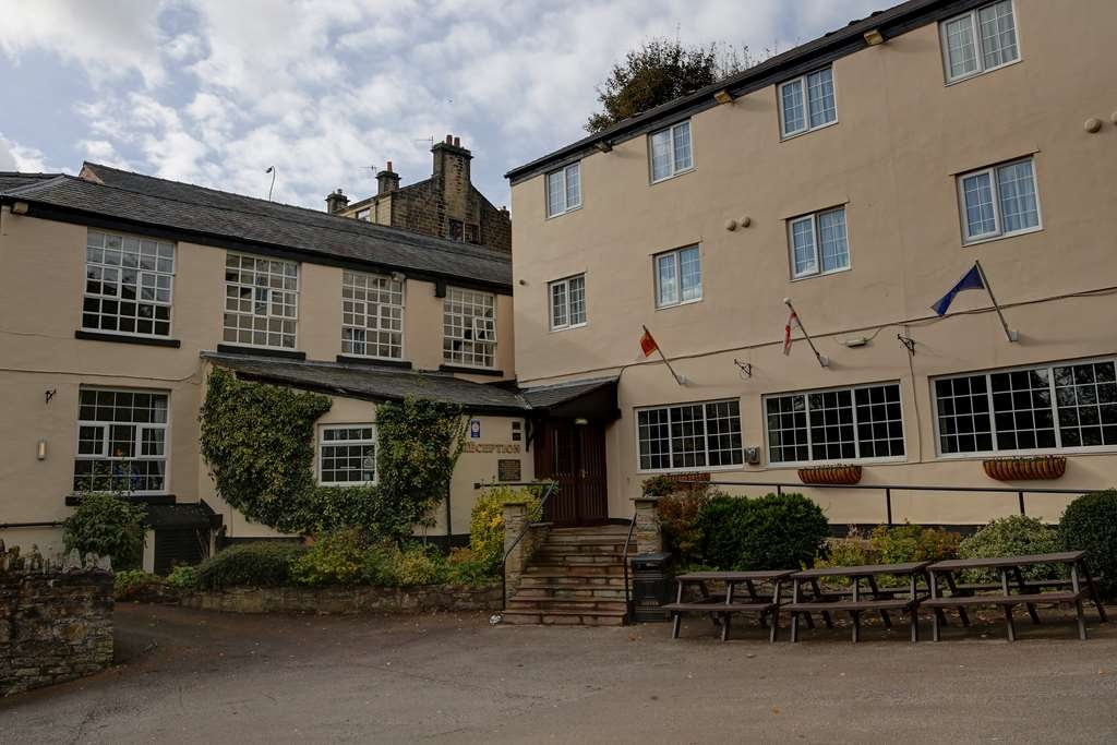 Best Western Bury Ramsbottom Old Mill Hotel - Façade