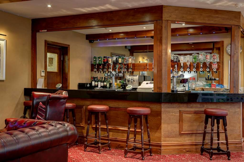Best Western Bury Ramsbottom Old Mill Hotel - Ristorante / Strutture gastronomiche