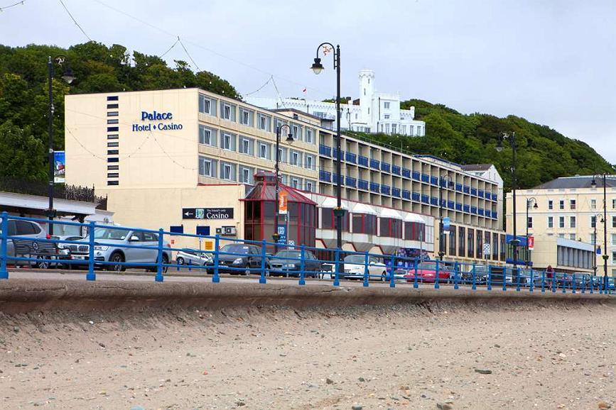Best Western Palace Hotel & Casino - Aussenansicht