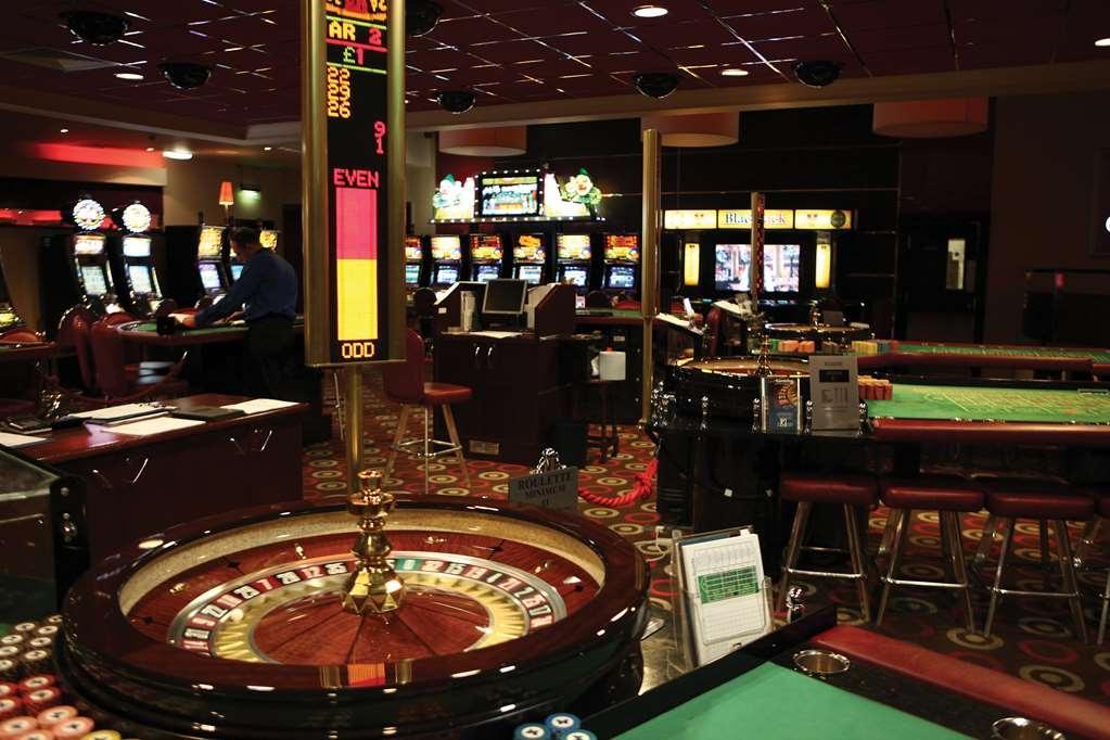 Best Western Palace Hotel & Casino - equipamiento de propiedad