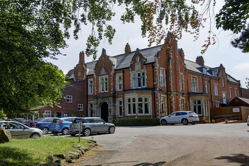 Best Western Grimsby Oaklands Hall Hotel - Vista exterior