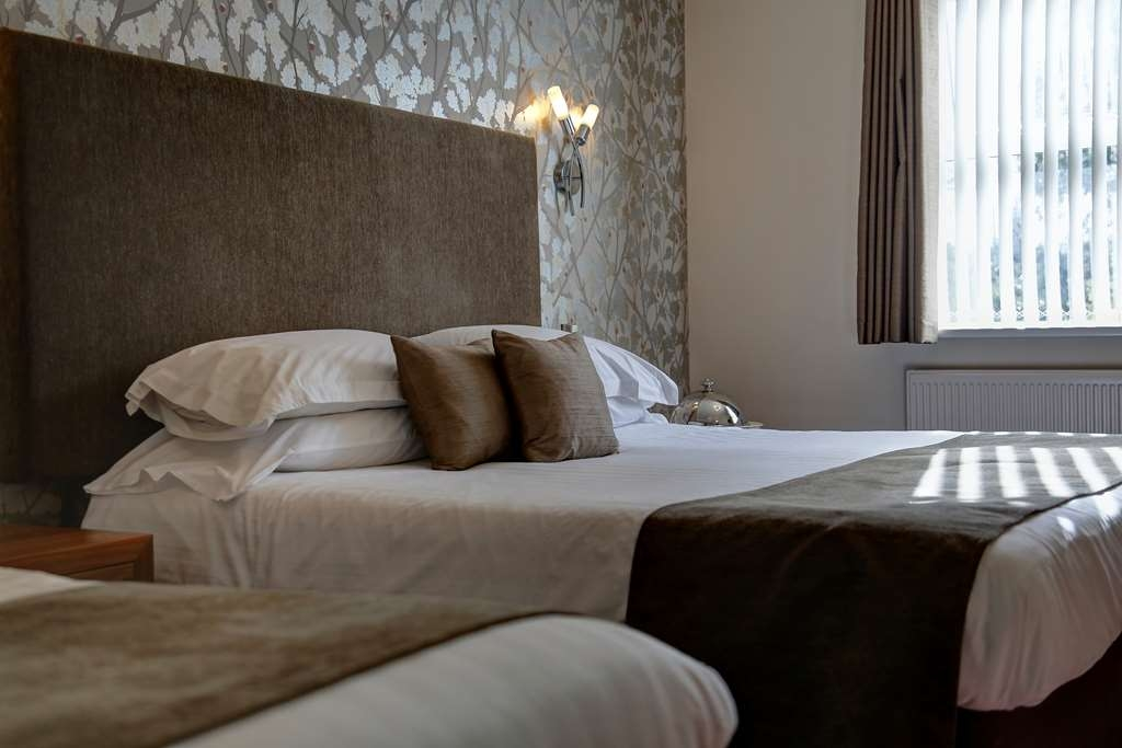 Best Western Grimsby Oaklands Hall Hotel - Chambres / Logements