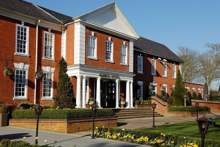 Best Western Plus Birmingham NEC Meriden Manor Hotel - Vue extérieure