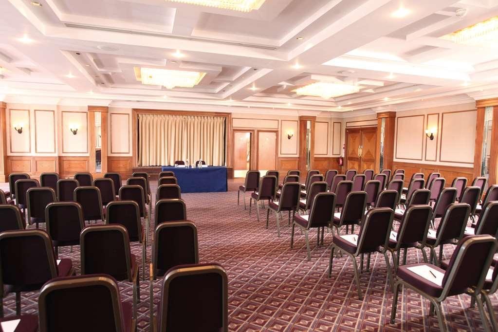 Best Western Plus Birmingham NEC Meriden Manor Hotel - Besprechungszimmer
