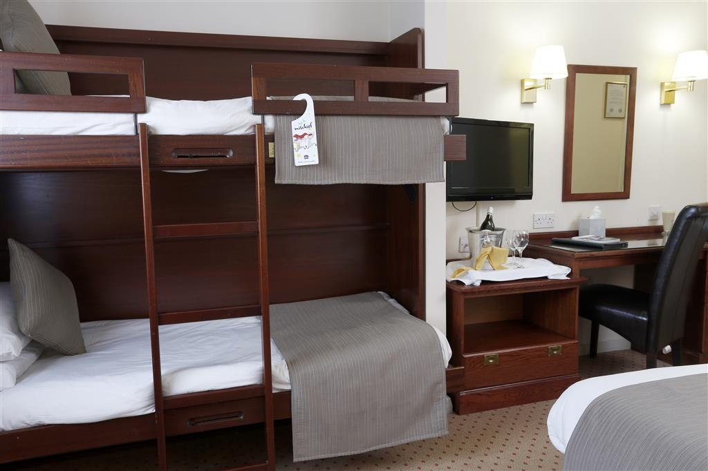 Best Western Burnley North Oaks Hotel - Habitación
