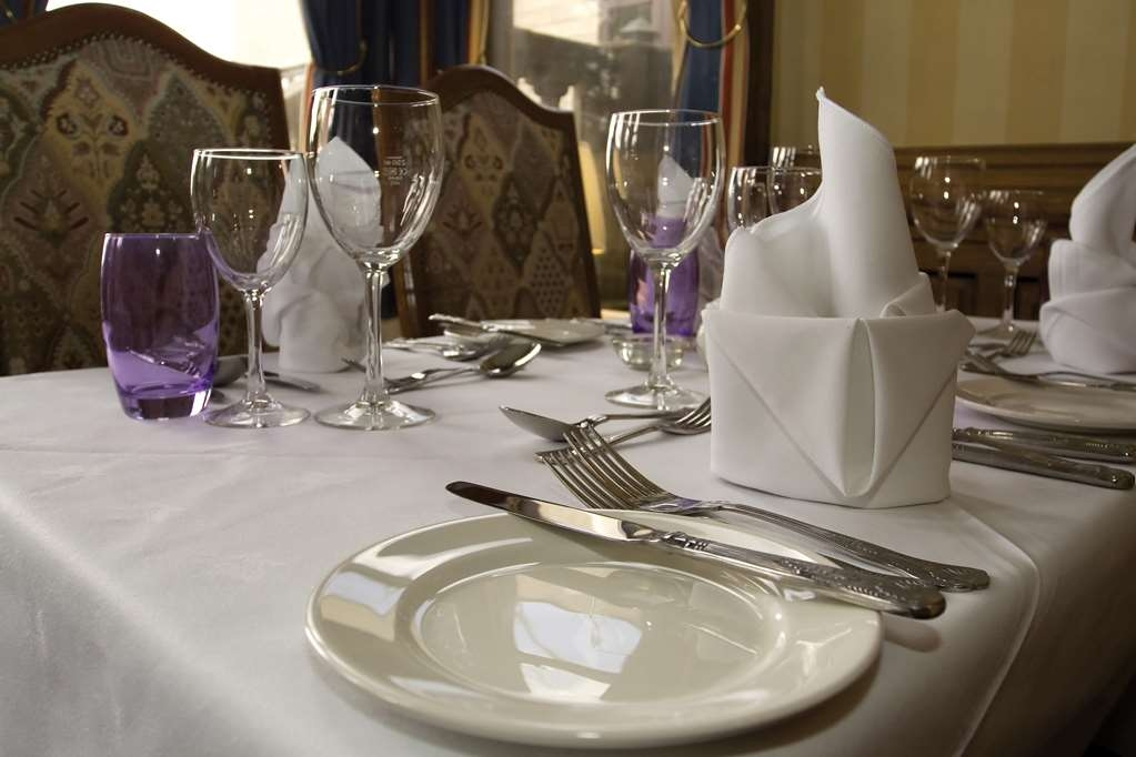 Best Western Burnley North Oaks Hotel - Restaurante/Comedor