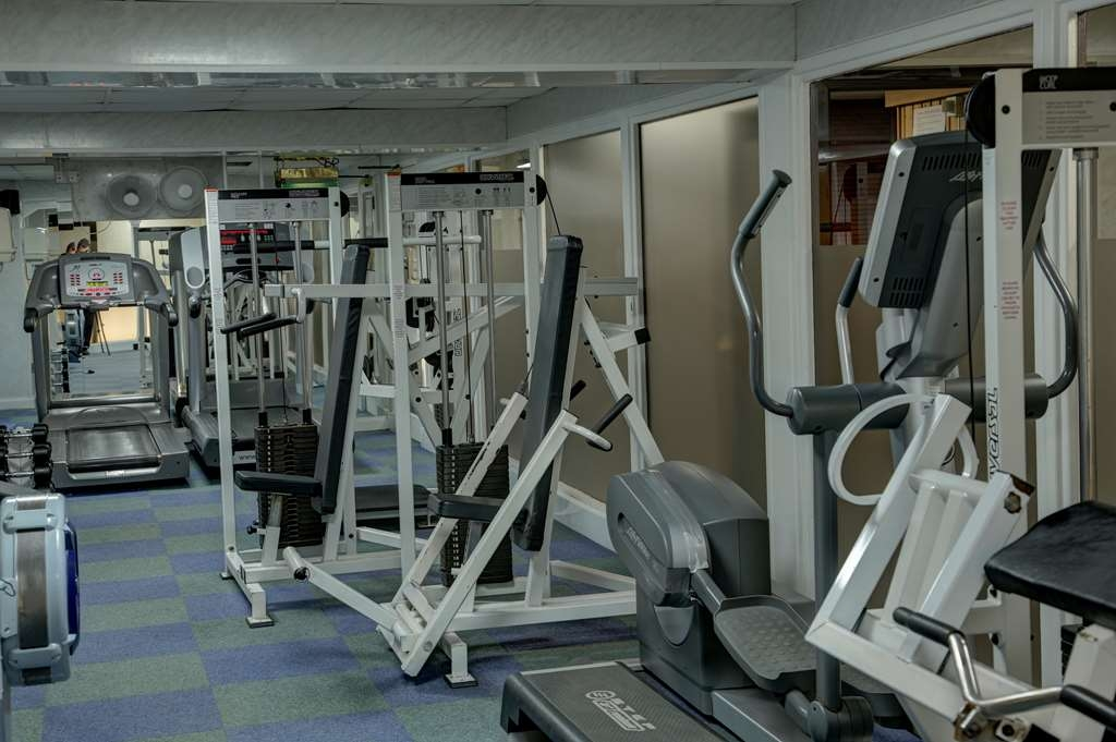 Best Western Weymouth Hotel Rembrandt - Health club