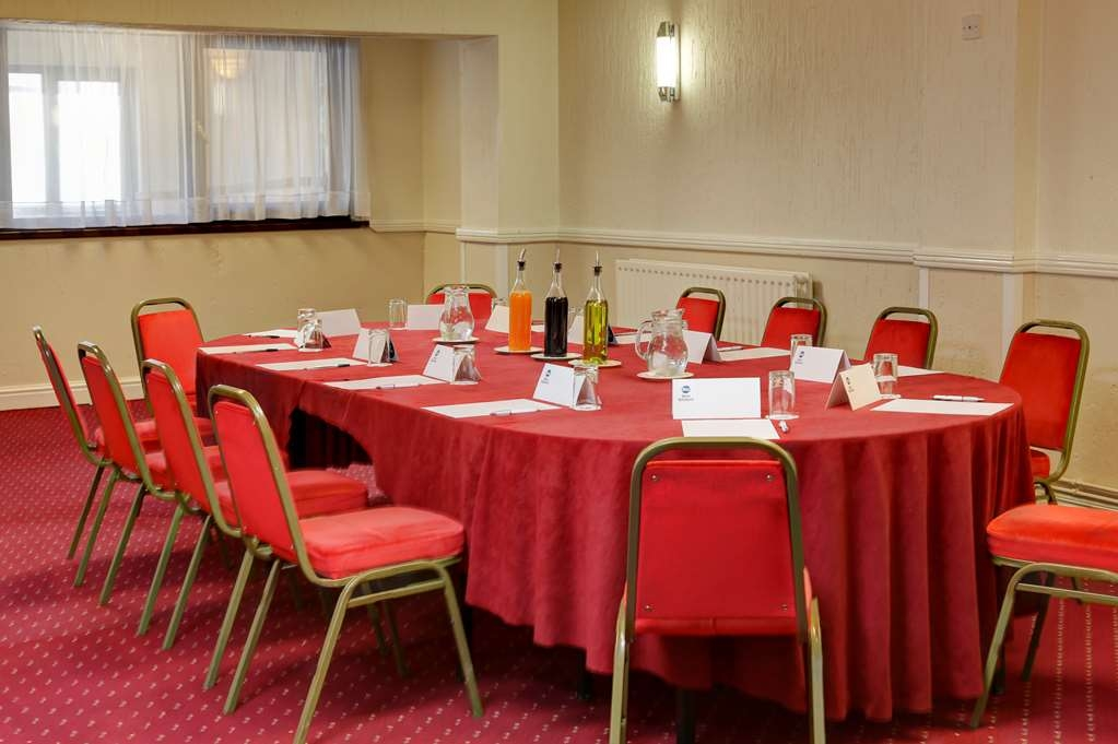 Best Western Weymouth Hotel Rembrandt - Meeting room