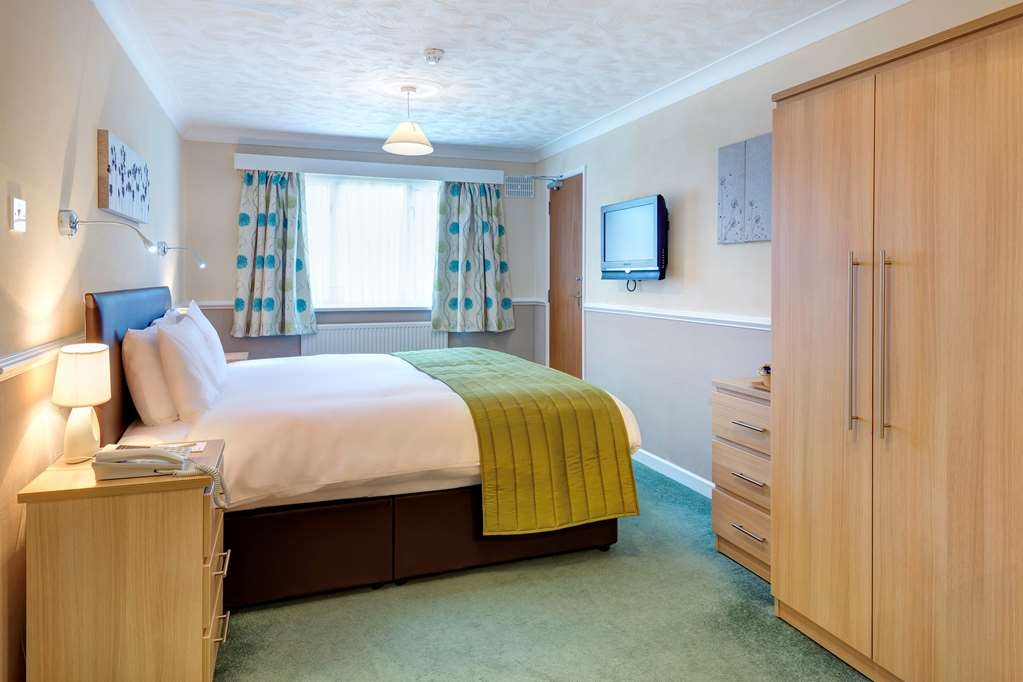 Best Western Weymouth Hotel Rembrandt - Chambre