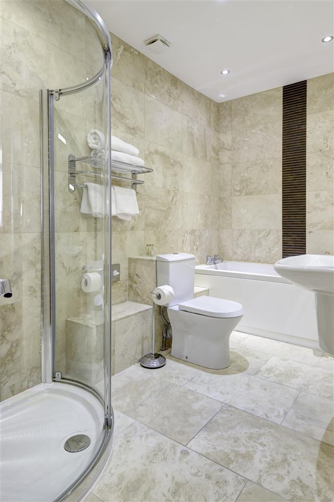 Best Western Weymouth Hotel Rembrandt - Salle de bains