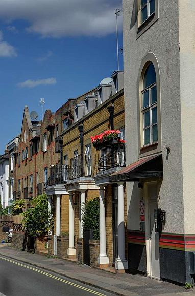 Seraphine Hammersmith Hotel, Sure Hotel Collection - Vista exterior