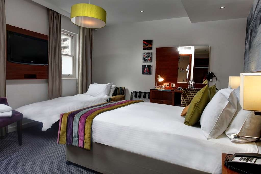 Seraphine Hammersmith Hotel, Sure Hotel Collection - Superior Guest Room with One Double Size Bed
