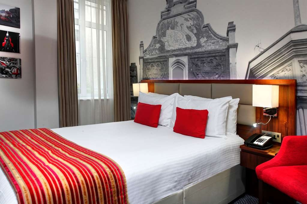 Seraphine Hammersmith Hotel, Sure Hotel Collection - Standard Guest Room with One Double Size Bed