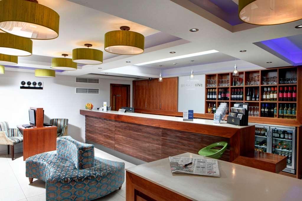 Best Western Plus Seraphine Hammersmith Hotel - Vue du lobby