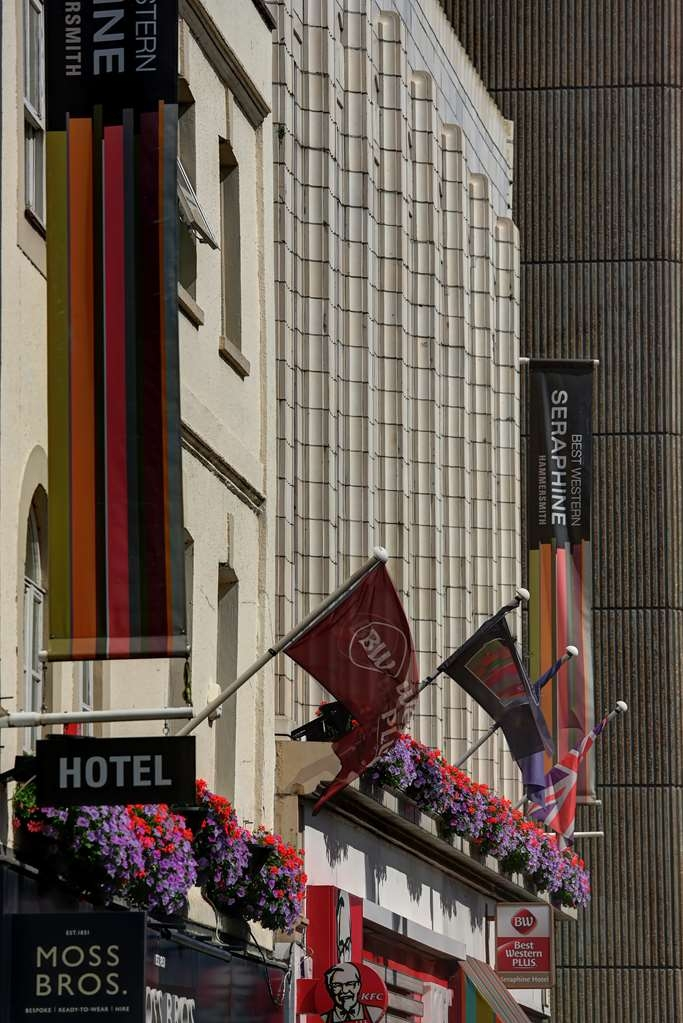 Seraphine Hammersmith Hotel, Sure Hotel Collection - Exterior