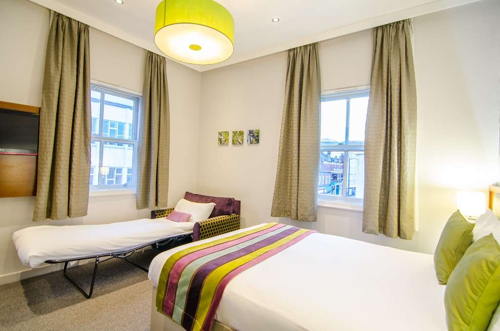 Seraphine Hammersmith Hotel, Sure Hotel Collection - Chambres / Logements