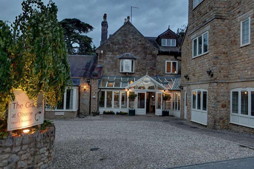 The Grange at Oborne, Sure Hotel Collection by Best Western - Aussenansicht