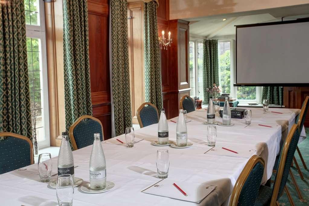 Best Western Dorset Oborne The Grange Hotel - Sale conferenze