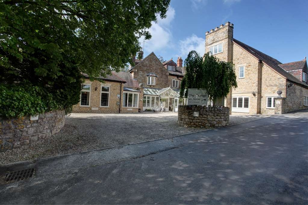 Best Western Dorset Oborne The Grange Hotel - Vista Exterior