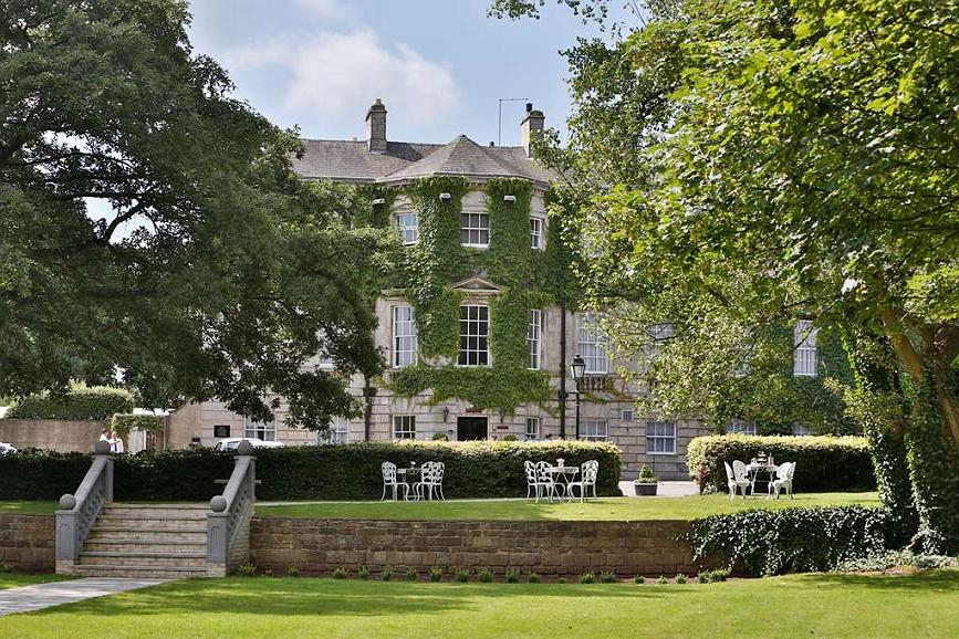 Best Western Plus Aston Hall Hotel - aston hall hotel grounds and hotel