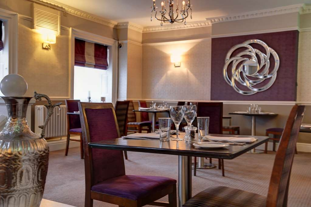 Best Western Plus Aston Hall Hotel - Restaurant / Gastronomie