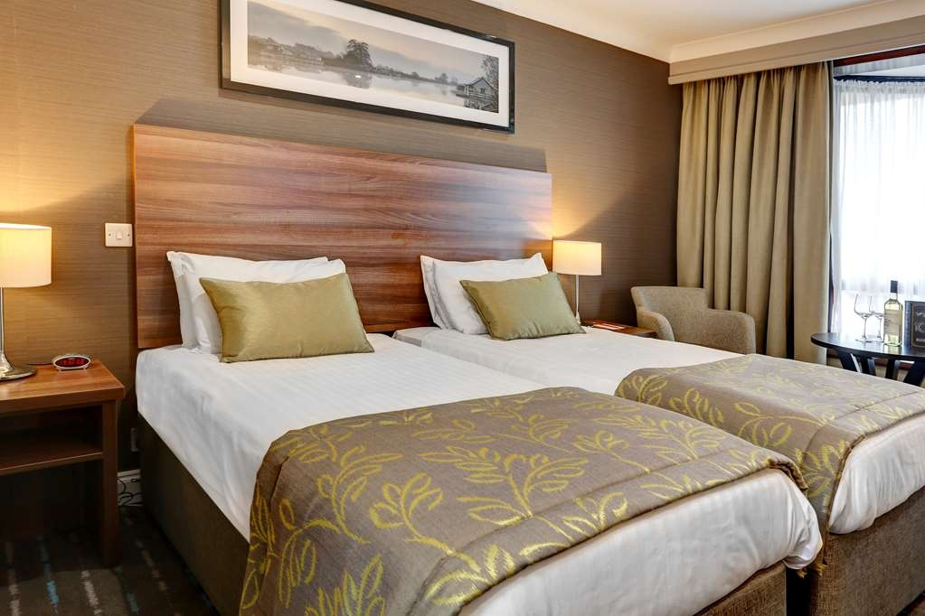Best Western Brook Hotel Norwich - Habitaciones/Alojamientos