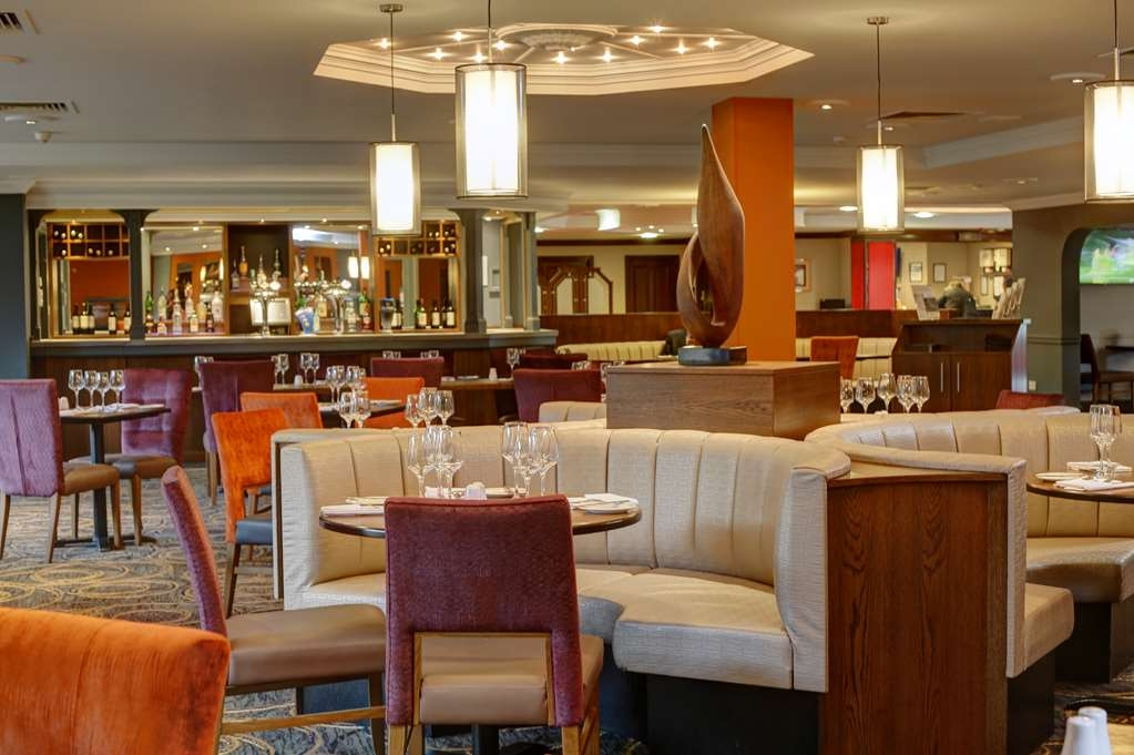 Best Western Brook Hotel Norwich - Restaurante/Comedor