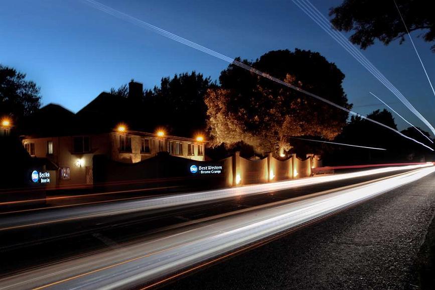 Best Western Brome Grange Hotel - Aussenansicht