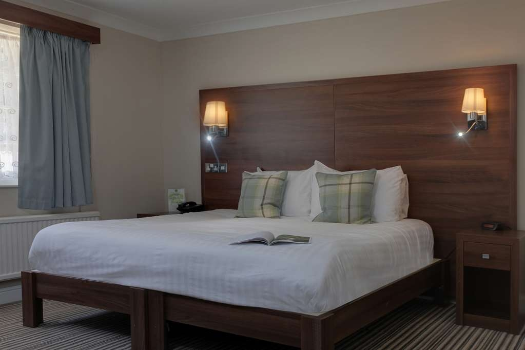 Best Western Brome Grange Hotel - brome grange hotel bedrooms