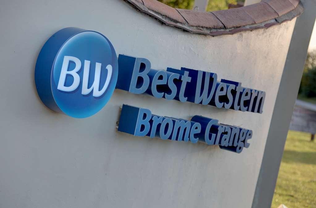 Best Western Brome Grange Hotel - Façade