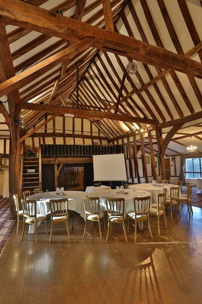 Best Western Brome Grange Hotel - Salle de réunion