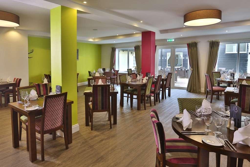 Best Western Brome Grange Hotel - Restaurante/Comedor