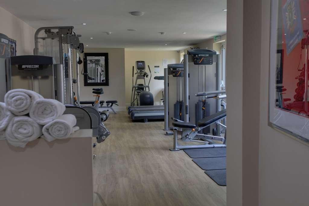 Best Western Brome Grange Hotel - Club de salud