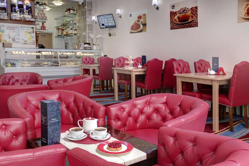 Best Western Greater London Hotel - Restaurante/Comedor