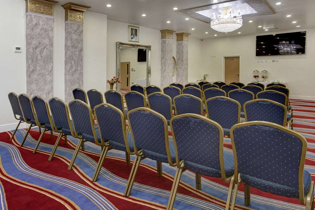 Best Western Greater London Hotel - Sala de reuniones