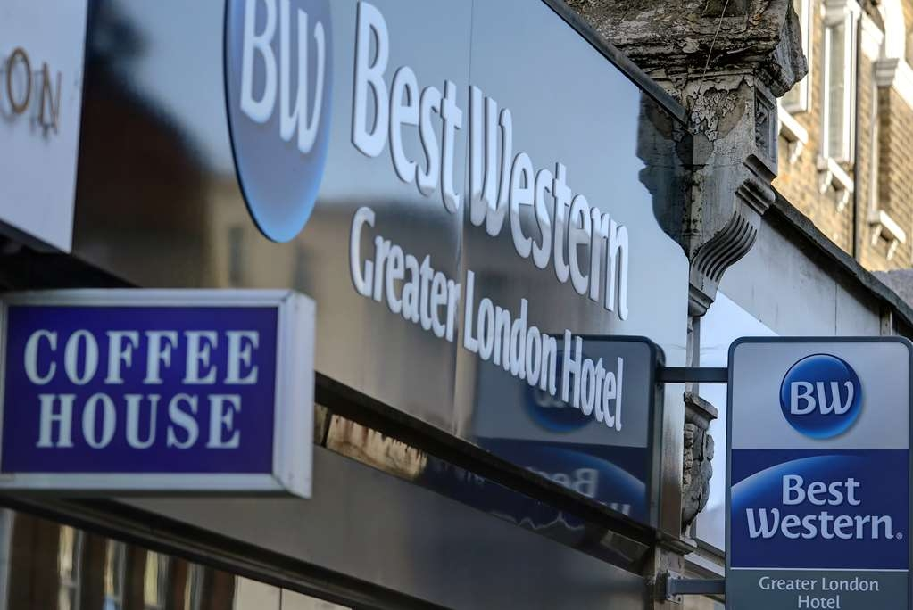 Best Western Greater London Hotel - Vista Exterior