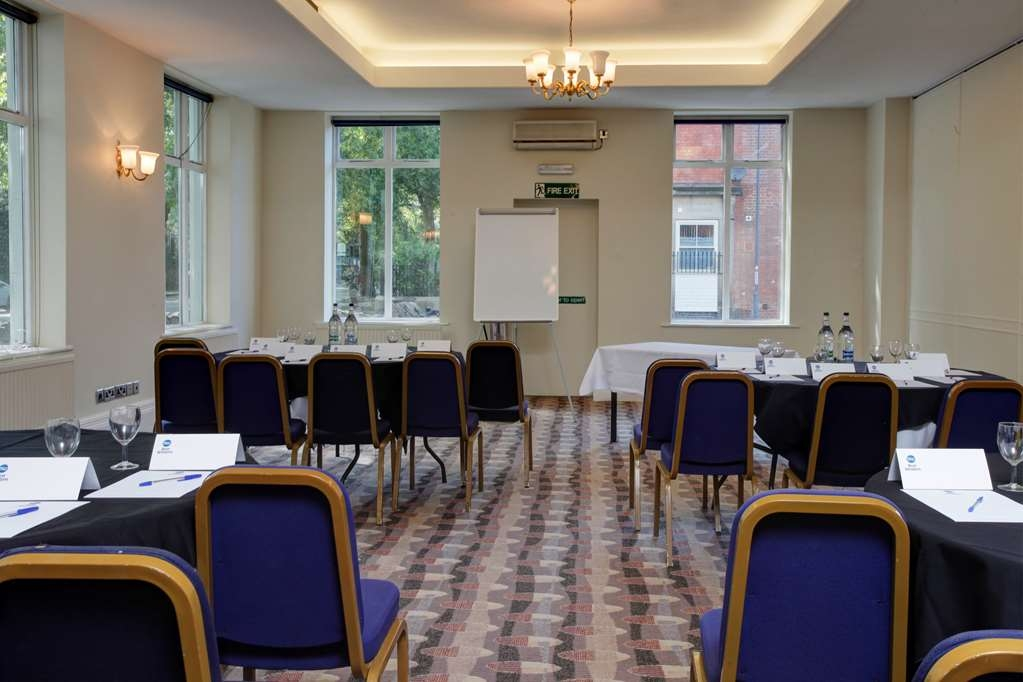 Best Western The Stuart Hotel - the stuart hotel meeting space