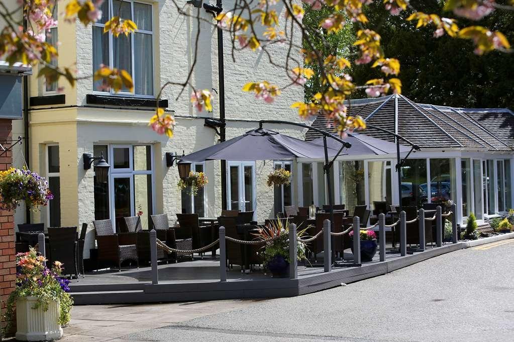 Best Western Stafford M6/J14 Tillington Hall Hotel - Façade