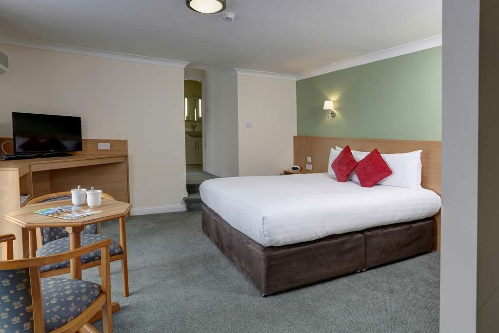 Best Western Stafford M6/J14 Tillington Hall Hotel - Suite