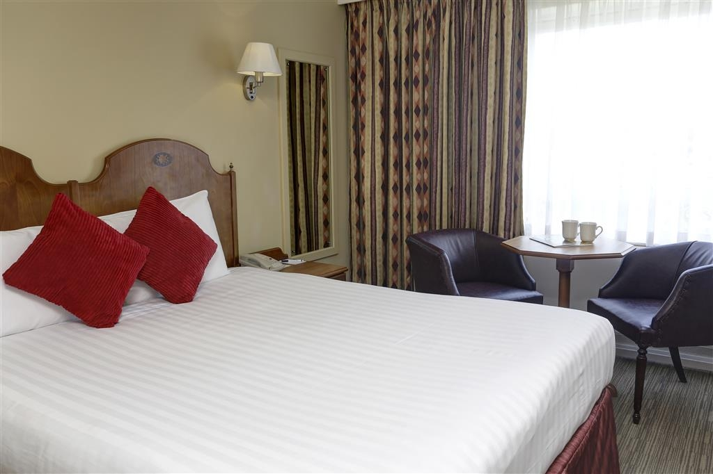 Best Western Stafford M6/J14 Tillington Hall Hotel - Camera