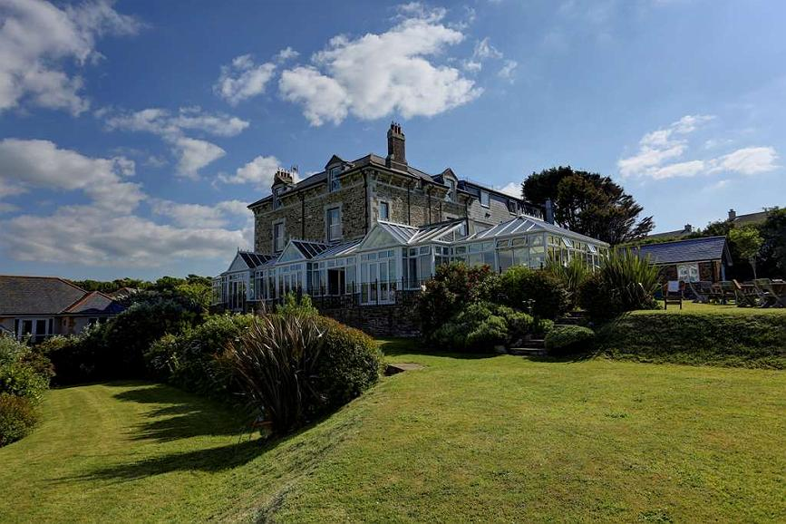 Porth Veor Manor, Sure Hotel Collection by Best Western - Vue extérieure