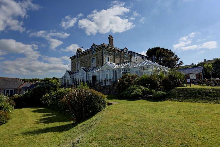 Porth Veor Manor, Sure Hotel Collection by Best Western - Aussenansicht