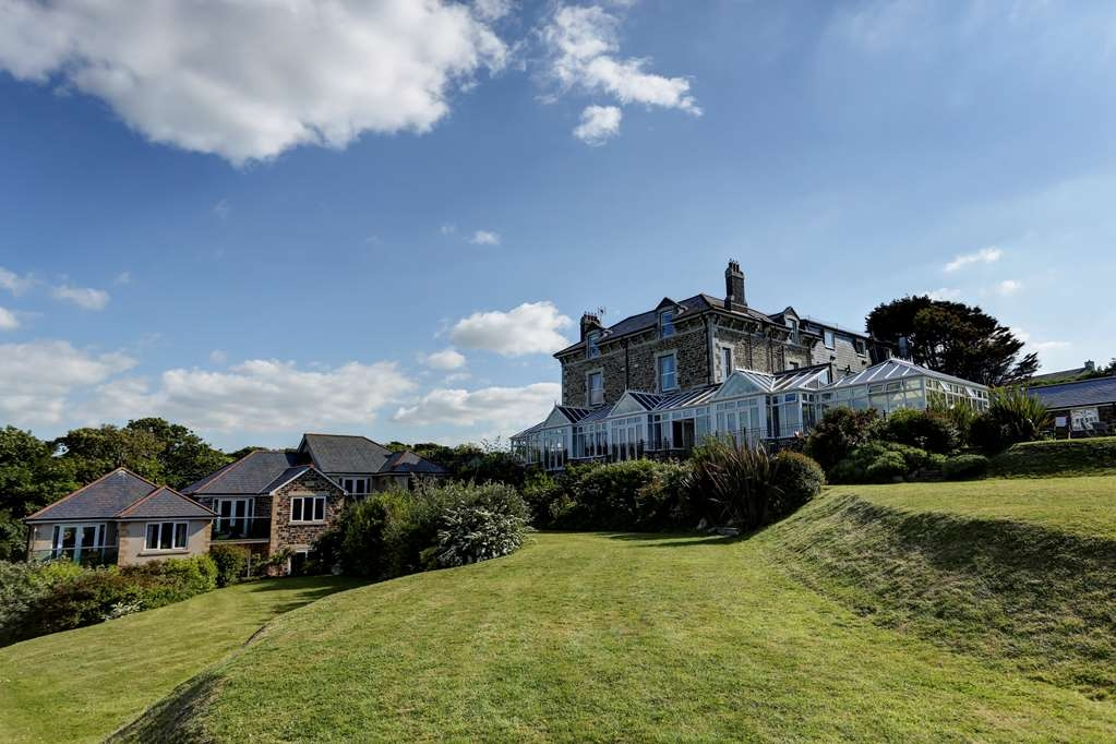 Porth Veor Manor, Sure Hotel Collection by Best Western - Vista Exterior