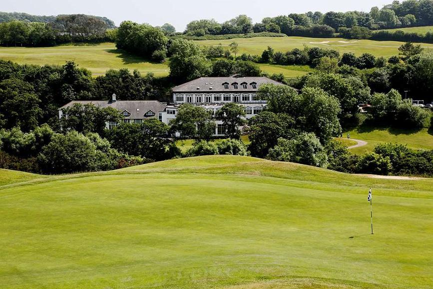 Best Western The Dartmouth Hotel Golf & Spa - Vista exterior