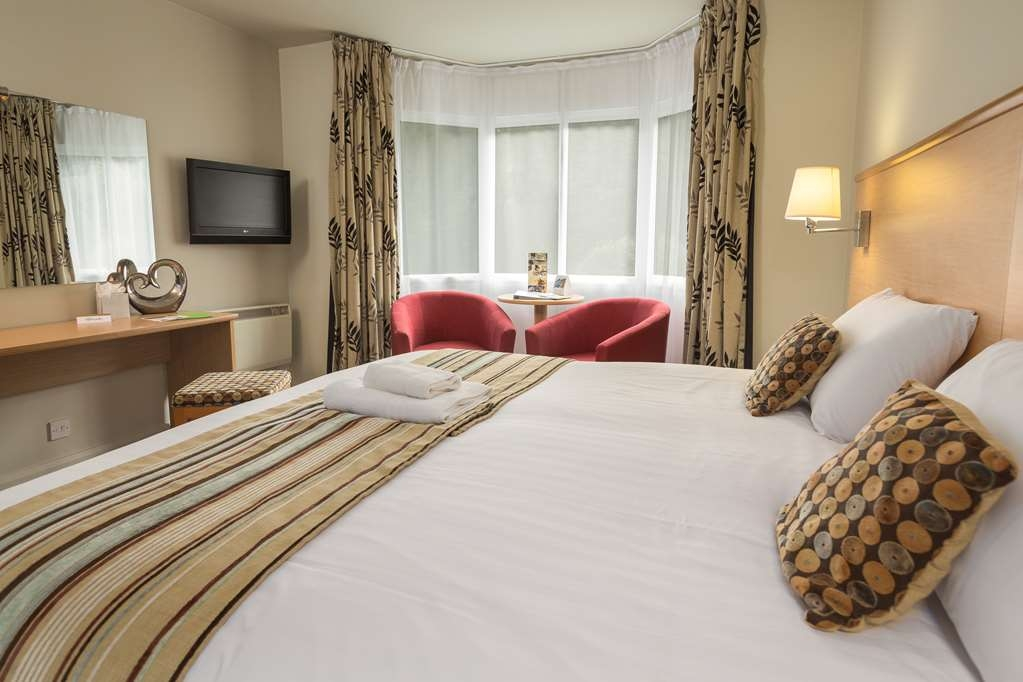Best Western The Dartmouth Hotel Golf & Spa - dartmouth hotel golf and spa bedrooms
